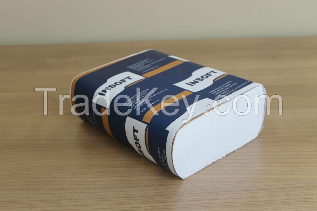 INSOFT Z FOLD PREMIUM PAPER TOWEL