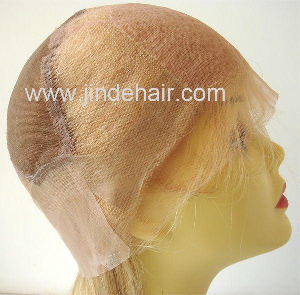 Glueless Human Hair Lace Wig