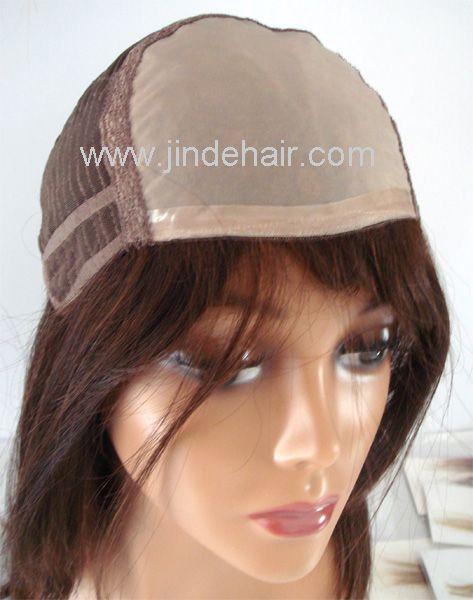 Human Hair Jewish Wig