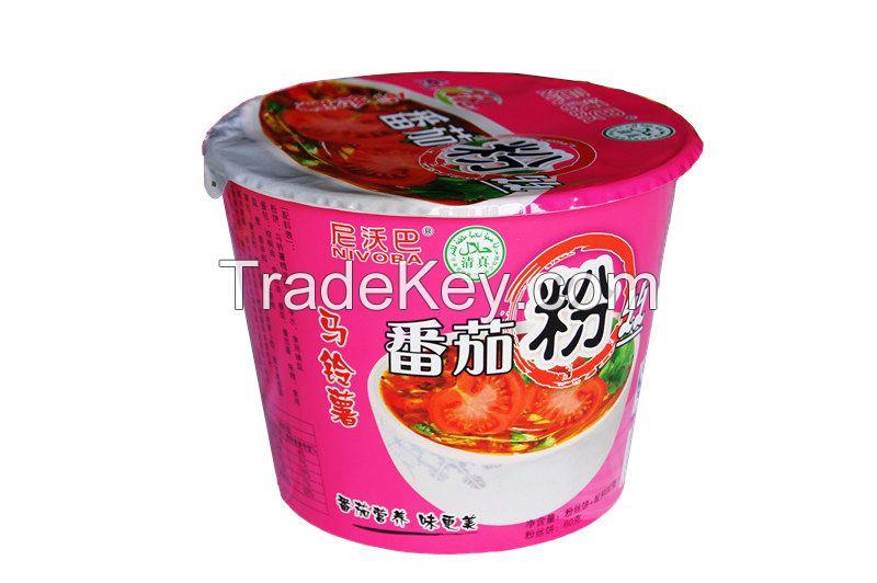 Nivoba tomato alum-free vermicelli