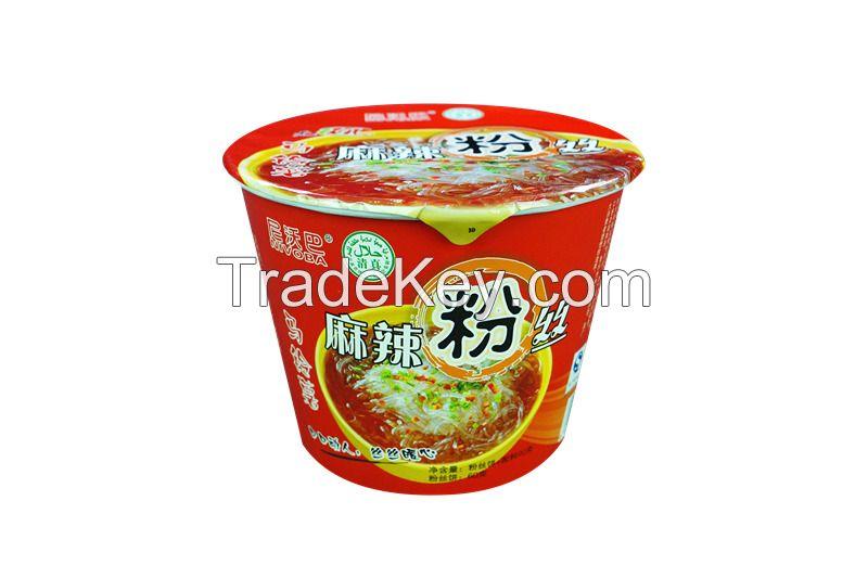 Nivoba potato spicy hot alum-free vermicelli