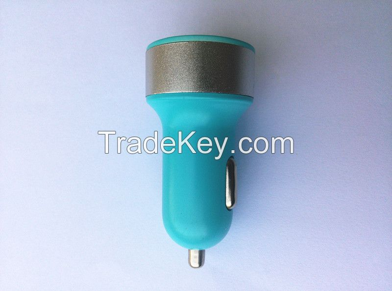 USB Car Charger Adapter for iPhone 5 5S