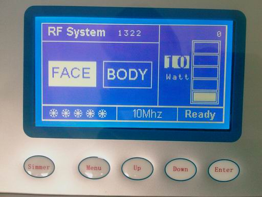 RF Beauty machine