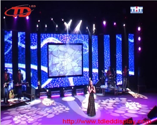 LED Stage Curtain PH31