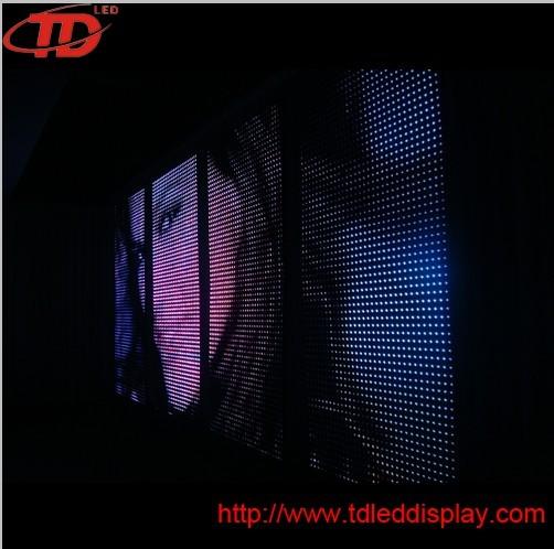 LED Mesh Display PH37.5