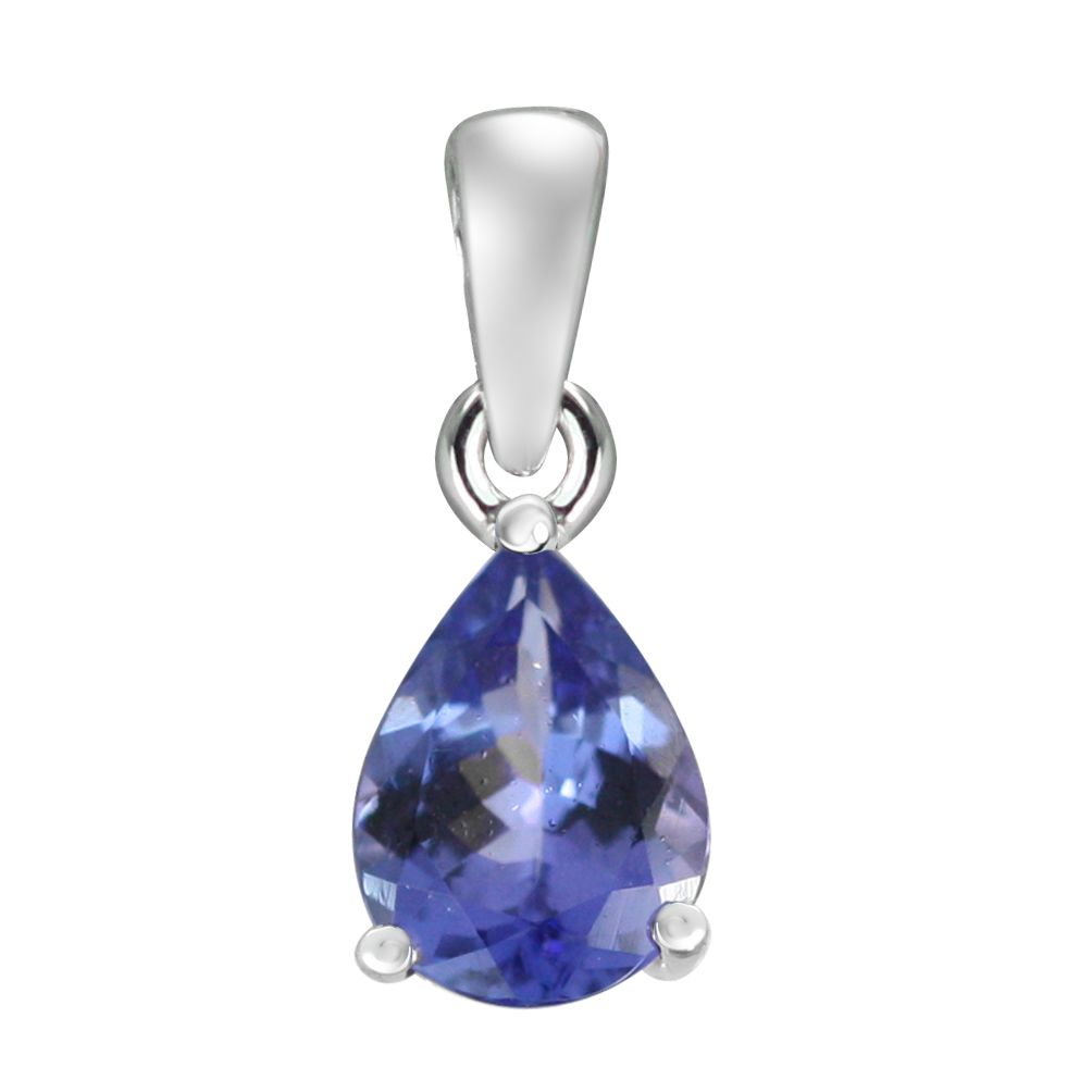 14K Exquisite Tanzanite Pendant (NEW ARRIVAL)