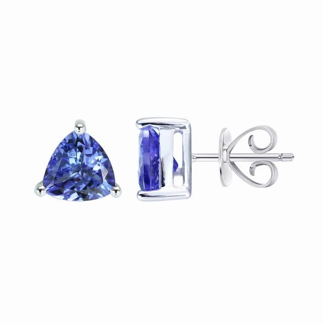 14K Exquisite Tanzanite Earrings (NEW ARRIVAL)
