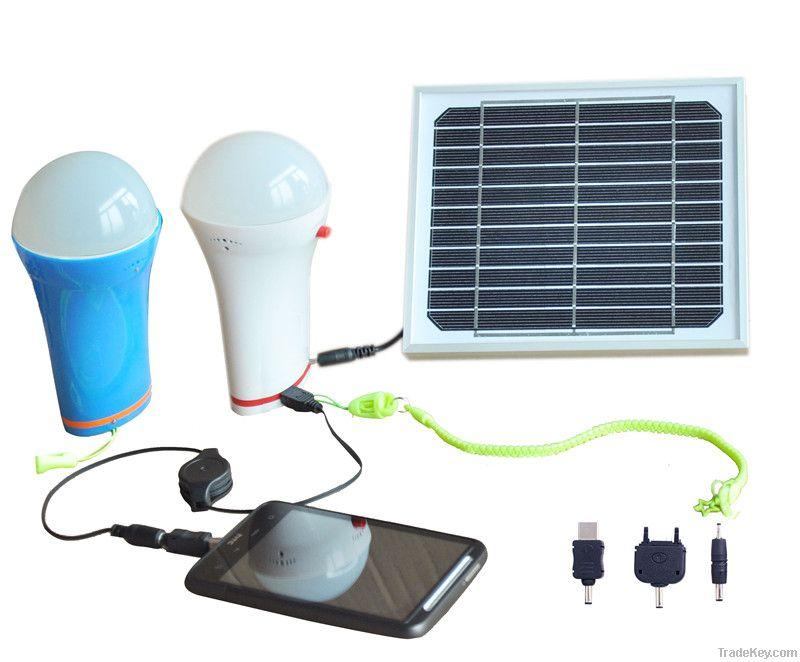 Solar LED Household Light