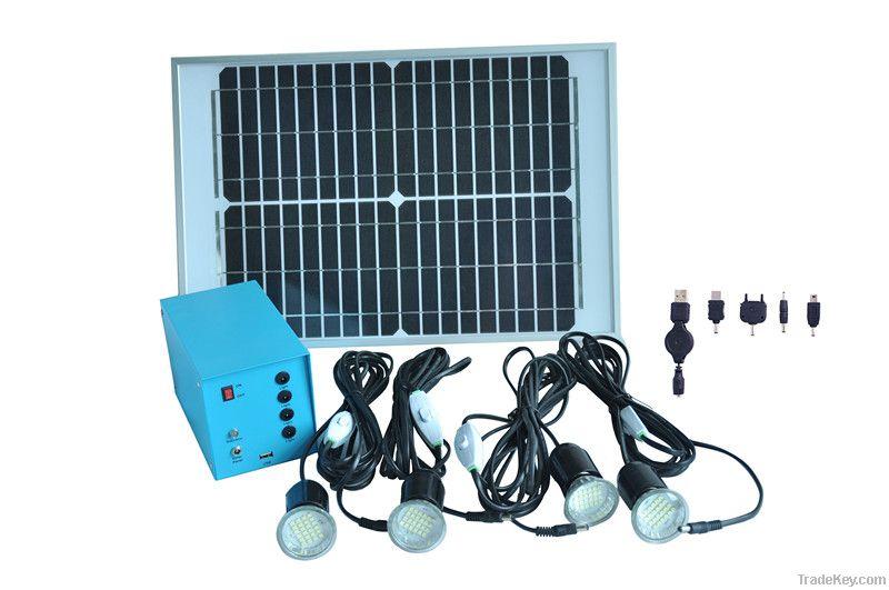 Solar LED Bulb Light