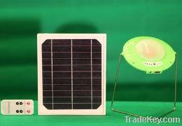 LED Solar home lighting system/Solar energy kit