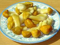 Brine Vegetable and fruit
