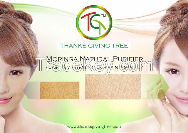 Moringa Cleansing Gel ( Thanks Giving Tree )