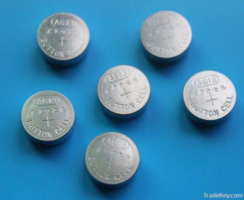 1.5V LR44 alkaline button cell battery