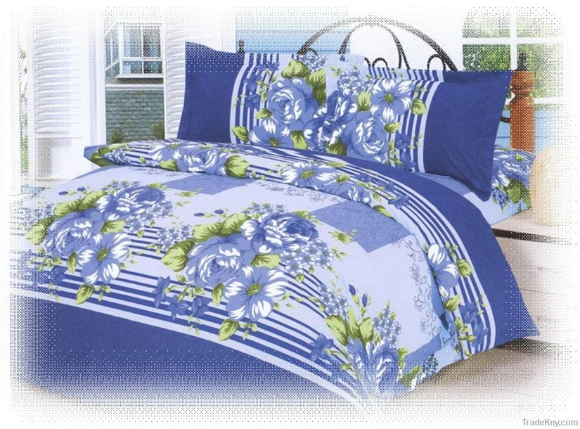 Bed Sheet (Luxury Living)