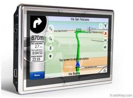 4.8 inch GPS Navigation, GPS Navigator with FM, AV, BT, 2GB, ISDB-T