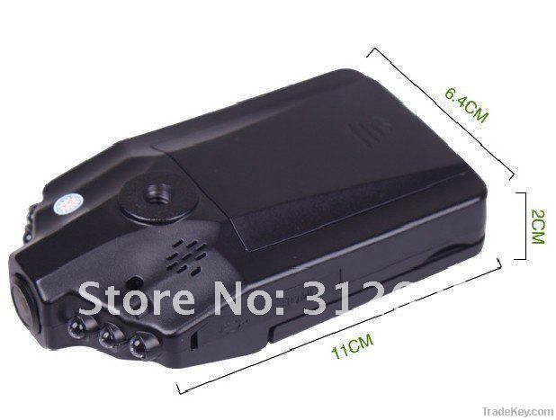 New Car DVR Recorder with Night Vision