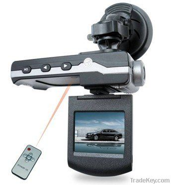 car dvr recorder, 2.0-inch 270 degrees screen, wide angle 140 deg SR600