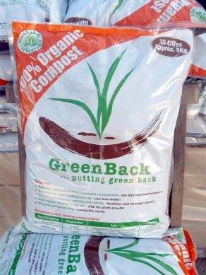 GreenBack Compost