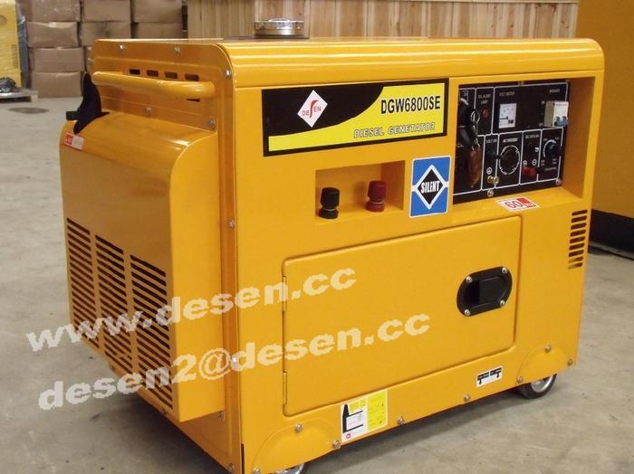 Diesel Welding Generator Sets