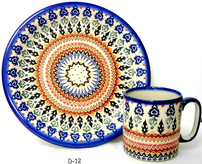 Cer-Maz Boleslawiec Polish Pottery