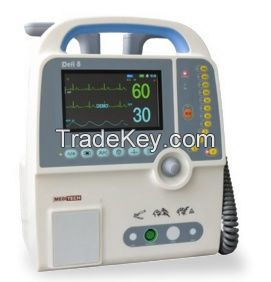 Defibrillator with patient monitor Defi 8/9