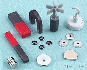 Pot (Cup) Magnets & Magnetic Hooks
