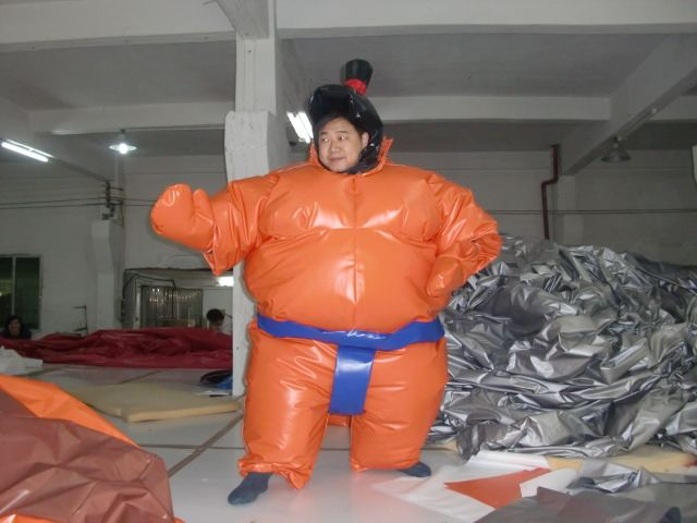 Inflatable Sumo