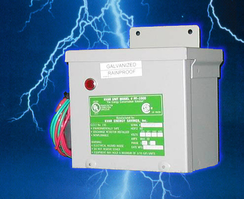 Power-Saver (saves up to 35% on residential bills)