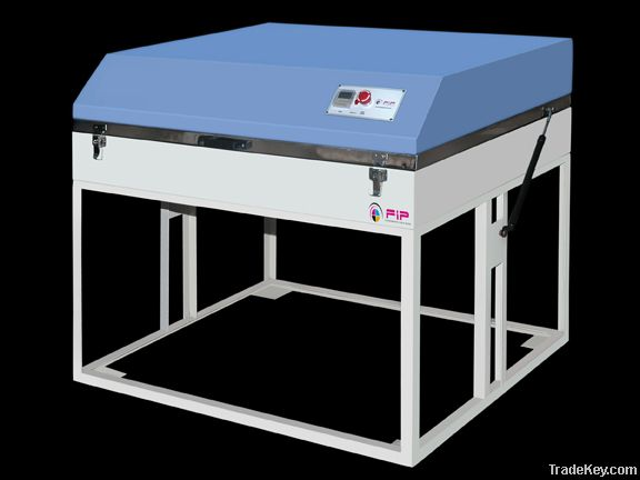 rubber stamp making machine -FIP GROUP -AHMEDABAD