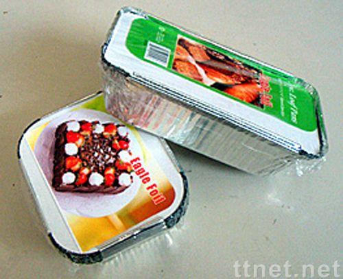 Disposable Foil Container