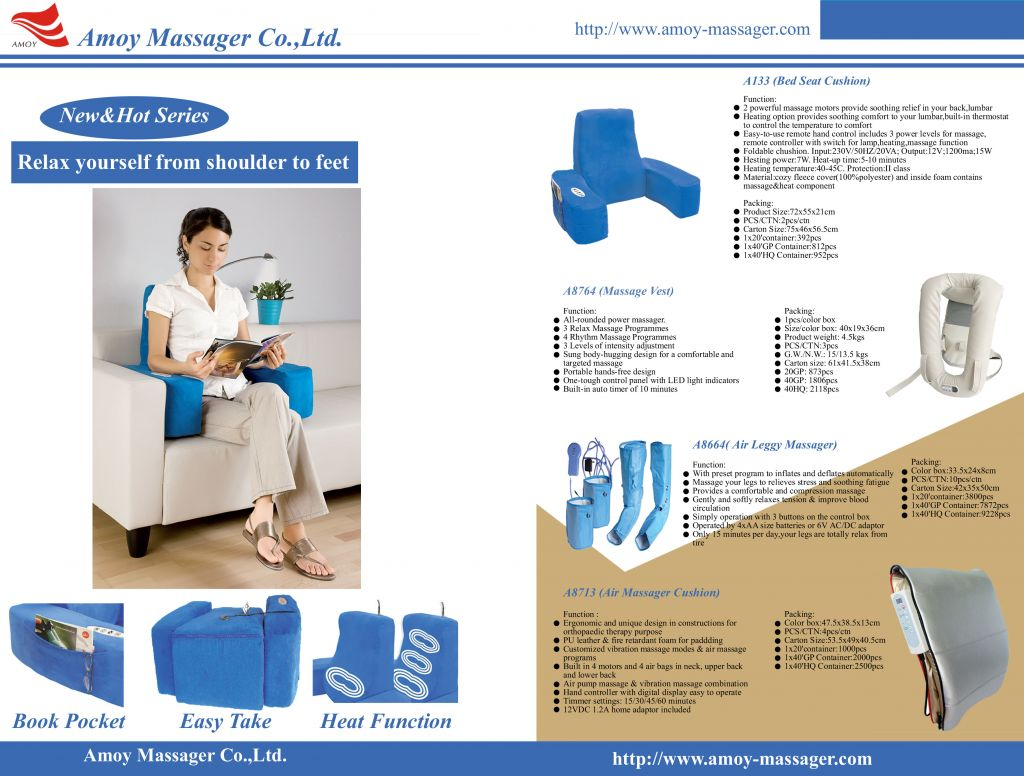 2014 the best selling massage chair as seen on TV