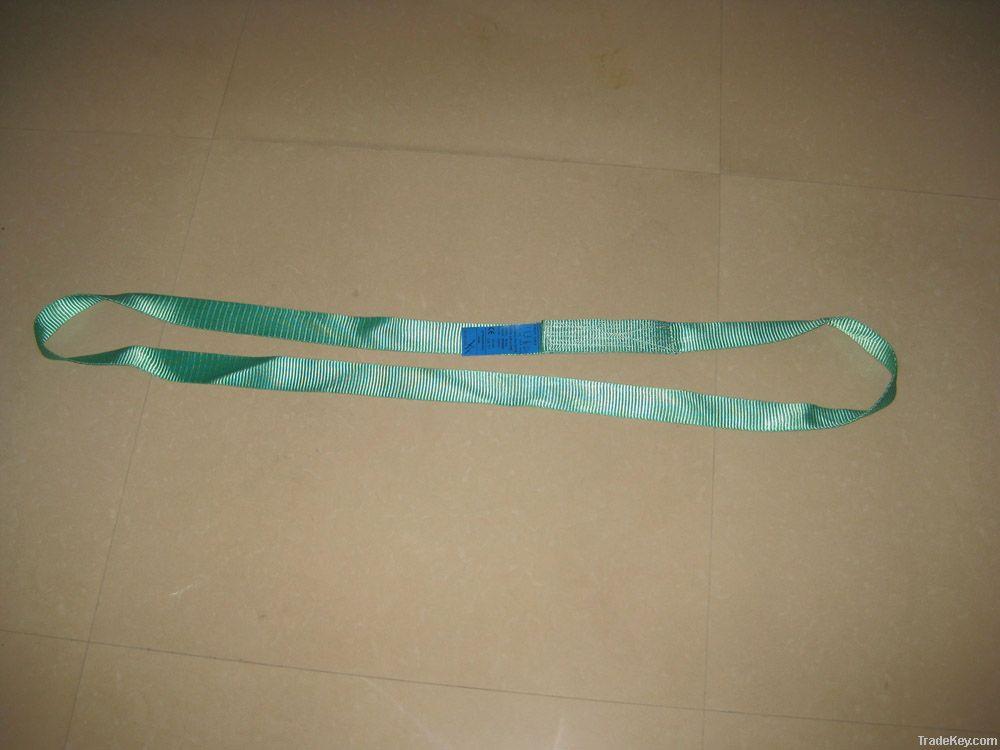 US Lifting Sling Synthetic Endless webbing sling ASME/ANSI B30.9
