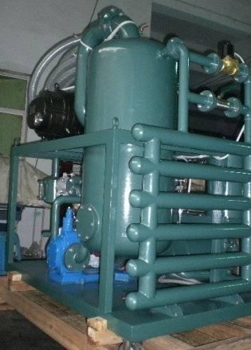 Transformer Oil Purification/ Oil Filtration Unit