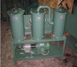 Portable Oil Filtering System