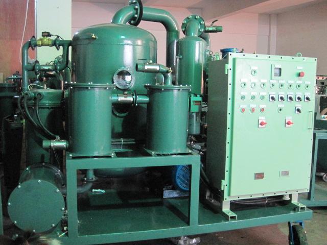Vacuum Transformer Oil Regeneration