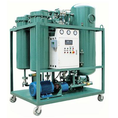 Series TY Vacuum Turbine Oil Purifier/ Turbine Oil Recycling