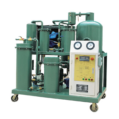 Hydraulic Oil Filtration and Purification plant
