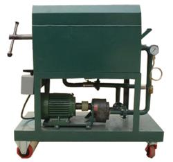 plate oil purifying machine