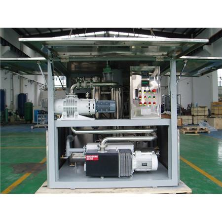 Transformer Oil Purification/ Transformer Oil Filtration Unit