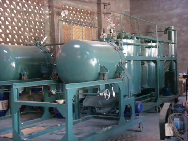 Oil Demulsification Machine