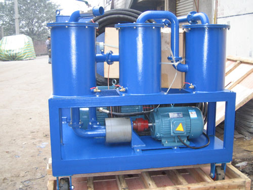 Series JL Portable Oil Purifier and Oiling Machine