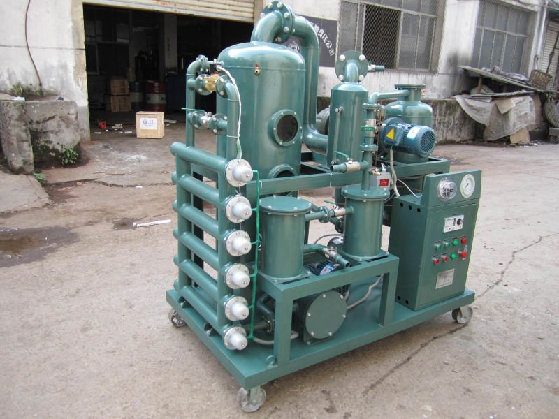 High Efficiency Cable Oil Filter, Insulating Oil Purification Plant