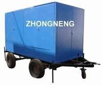 Mobile Trailer Insulating Oil Purifier, Oil Filtering Plant