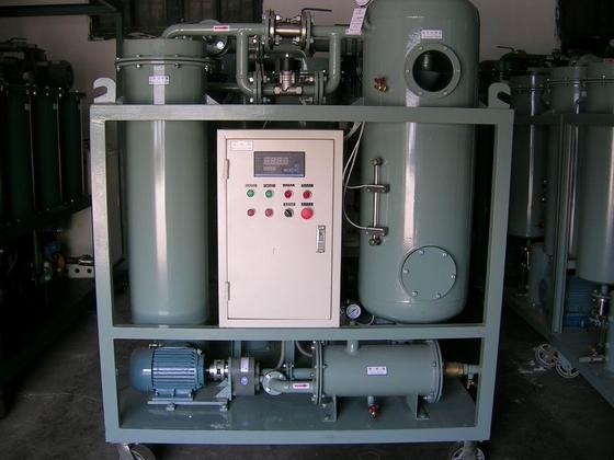 Zhongneng Vacuum Turbine Oil Regeneration Purifier