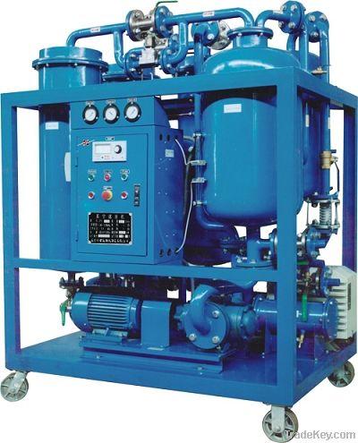 Turbine Oil Reclamation/ Oil Purification System