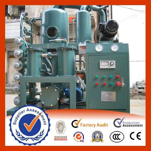 Vacuum Oil Purifiers