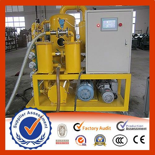 Oil Filtration Machines