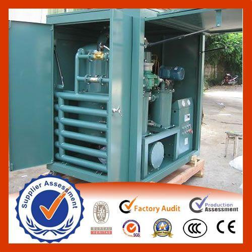 Oil Filtering Unit