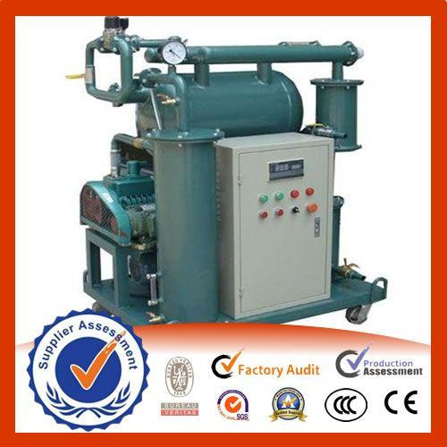 High Vacuum Transformer Oil Filtering Oil Refinery Oil Processing Machine