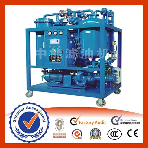TY-100 lube oil recycling treatment purification